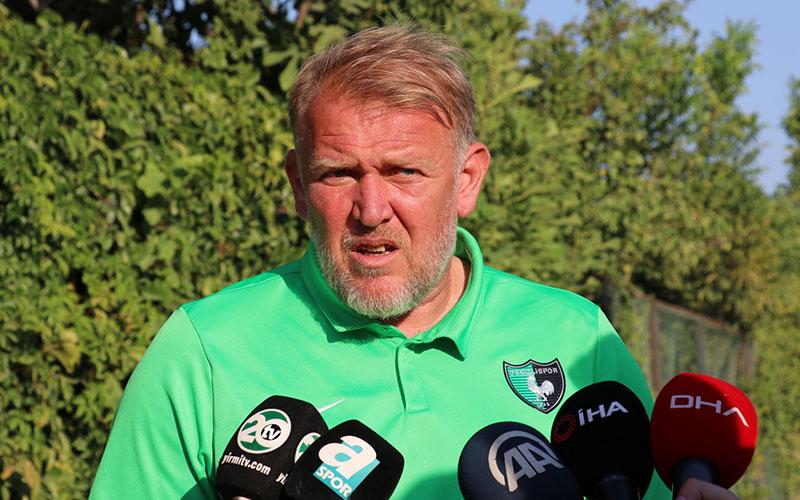 Prosinecki: Takımımız kaliteli, iyi bir sezon geçireceğiz