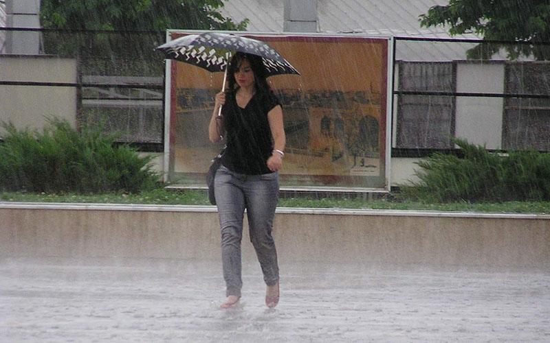 Meteorolojiden saatli yağış uyarısı