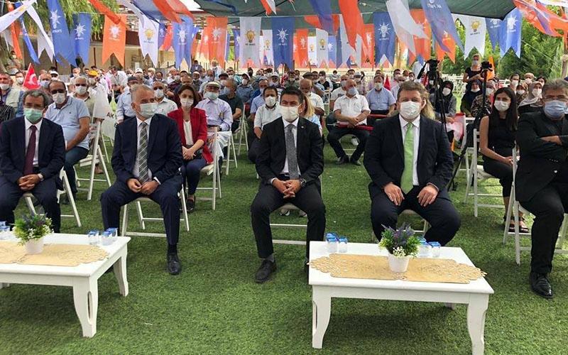 AK Parti 11 ilçede başkanlarını belirledi