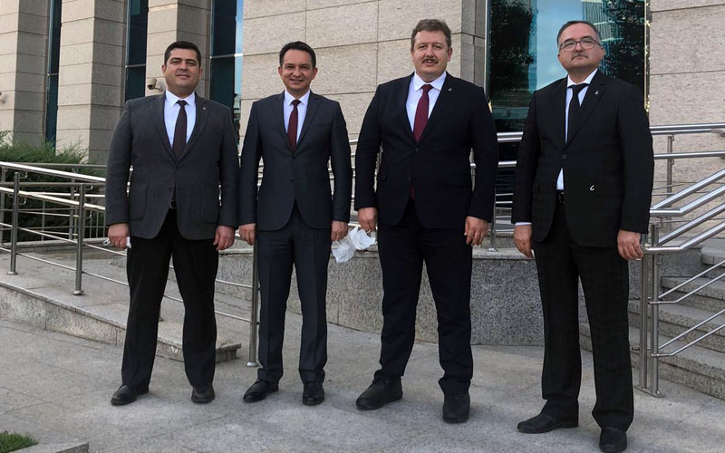 AK Parti Merkezefendi'de ilçe başkan adayı belirlendi