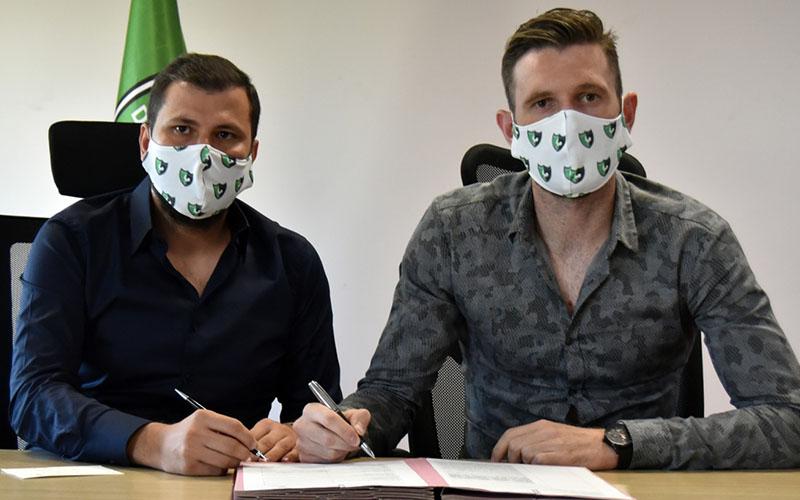 Denizlispor, Brezilyalı Fabiano Leinsmann'ı transfer etti
