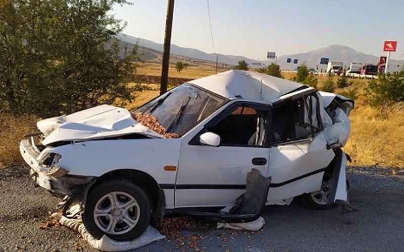 Facianın teğet geçtiği kaza
