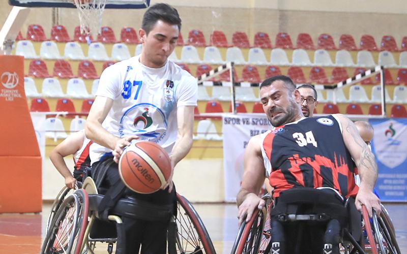 Tekerlekli Sandalye Basketbol 3. Ligi fikstürü çekildi