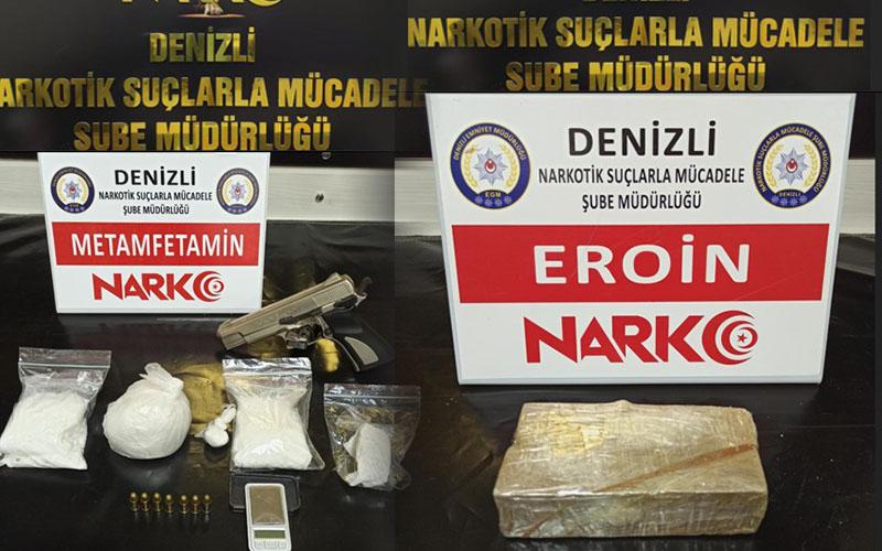 Uyuşturucu operasyonunda 14 tutuklama