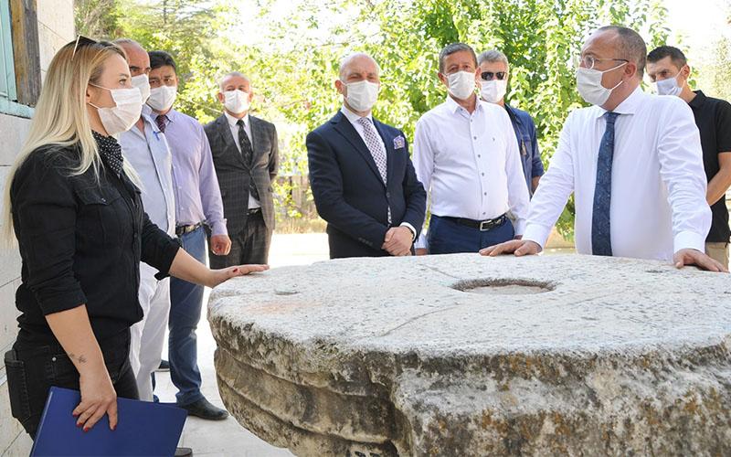 Atik: Attouda'nın restorasyonu için girişim yapılacak