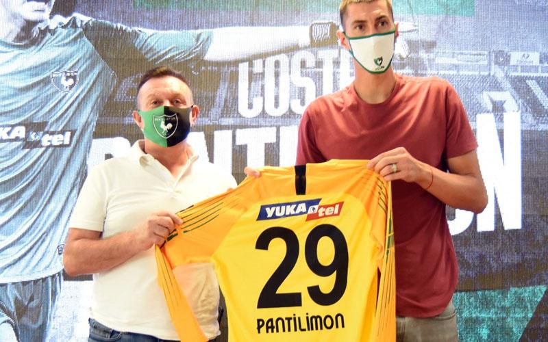 Denizlispor, Rumen kaleci Pantilimon'u transfer etti