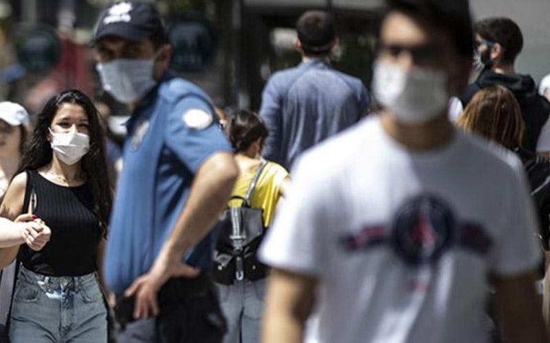 Denizli'de maske takmayanlara para cezası yağdı