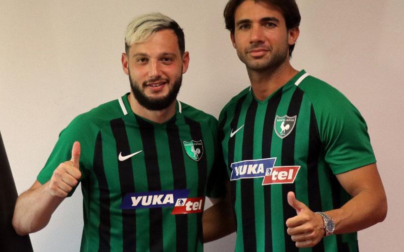 Denizlispor, Sakıb Aytaç ve Özer Özdemir'i transfer etti