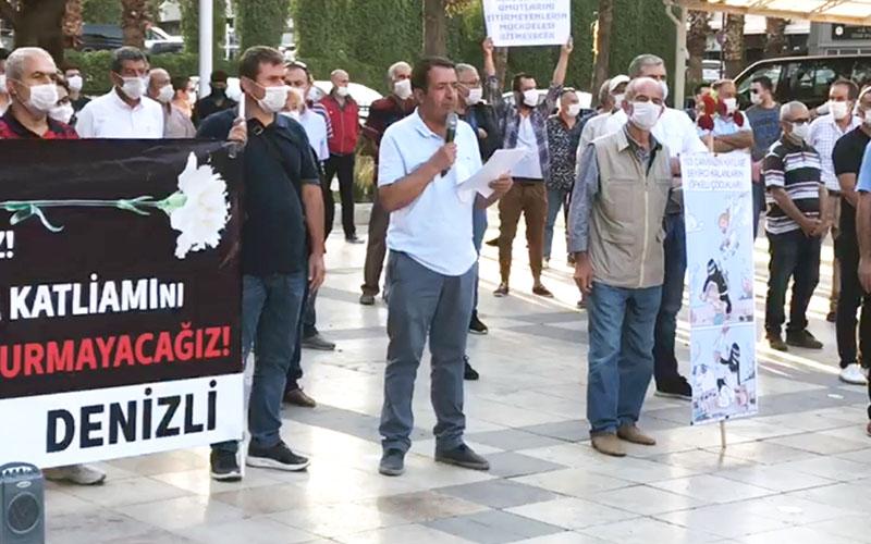 103 kişinin can verdiği Ankara Katliamı kınandı