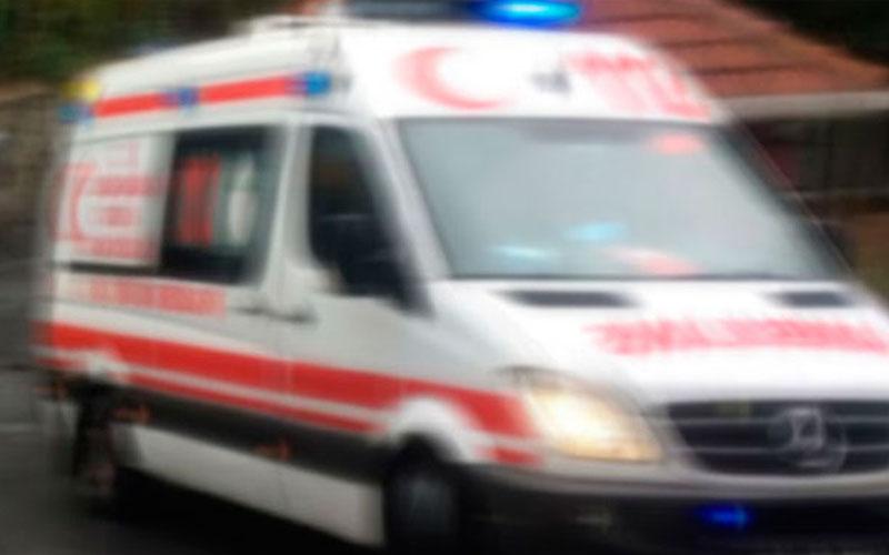 Servis aracının çarptığı bisikletli öldü