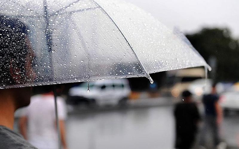 Denizli'de hava 5 gün yağışlı geçecek