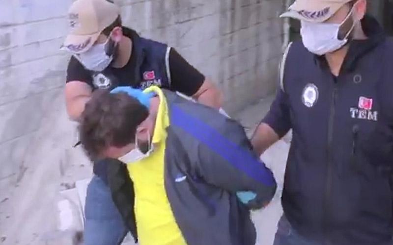 Emniyetten DAEŞ'e yönelik operasyon: 1 tutuklama