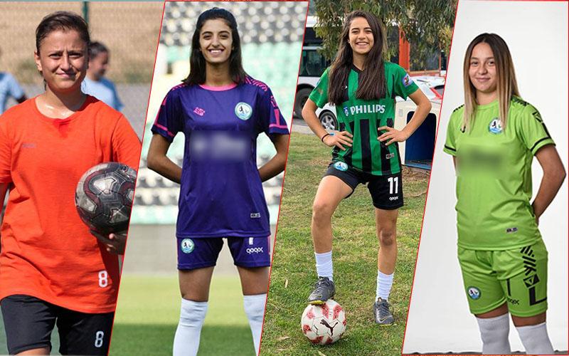 Horozkent'in 5 futbolcusu milli takıma çağrıldı