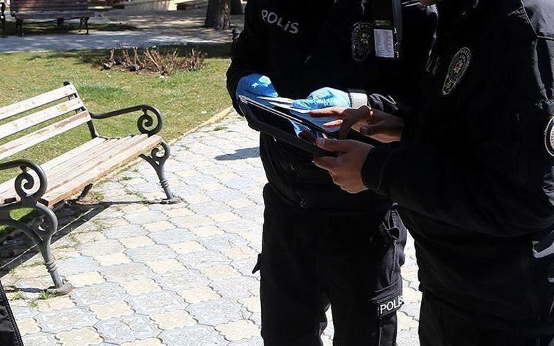 Maske takmayan, sosyal mesafeye uymayanlara ceza yağdı