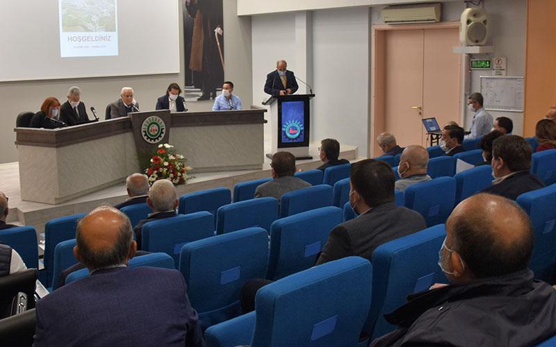 Denizli OSM'nin Olağan mali Genel Kurulu yapıldı