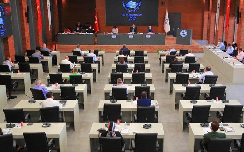 Pamukkale Belediye Meclisi'nden Ermenistan'a kınama