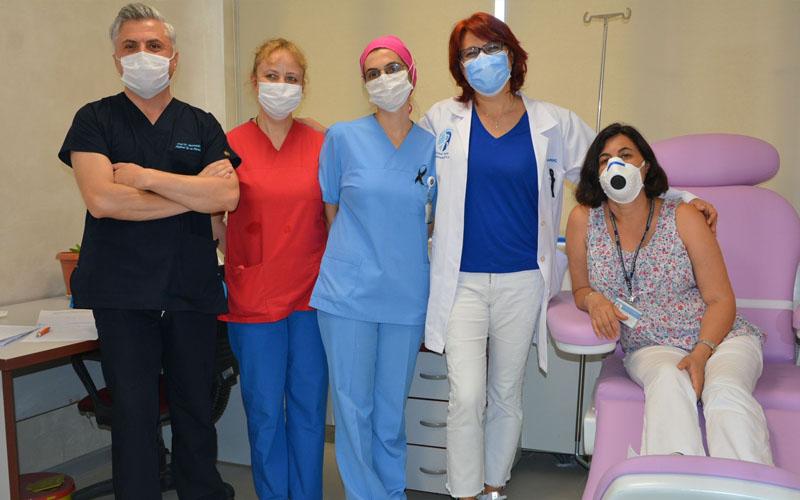 PAÜ Hastanesinde ozon tedavisi başladı