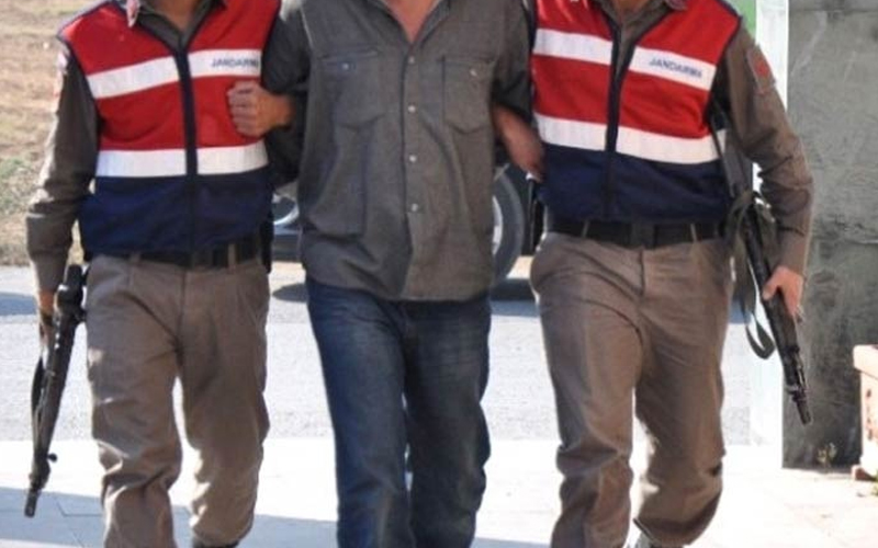 Terör operasyonunda Suriye uyruklu 5 kişi gözaltına alındı