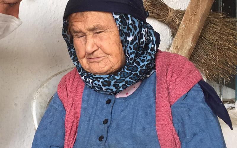 D20HABER.COM çağrı yaptı, Vali Atik ilgilendi ama Sultan Nine huzur evini reddetti