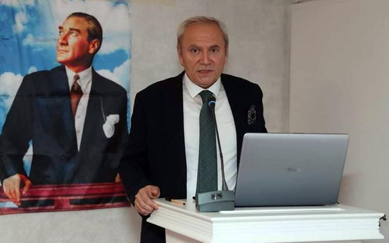 Prof Dr Erbay: Denizli'de günlük test sayısı 1.700, vaka sayısı 350-400