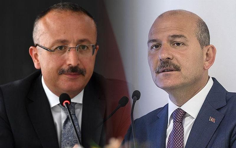 Vali Atik'in esnaftan özür dilemesine İçişleri Bakanı Süleyman Soylu'dan destek