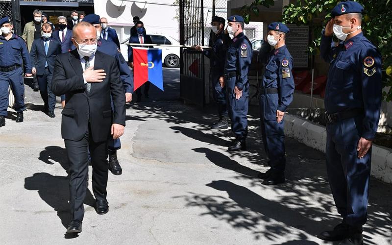 Vali Atik, Çameli'de incelemelerde bulundu