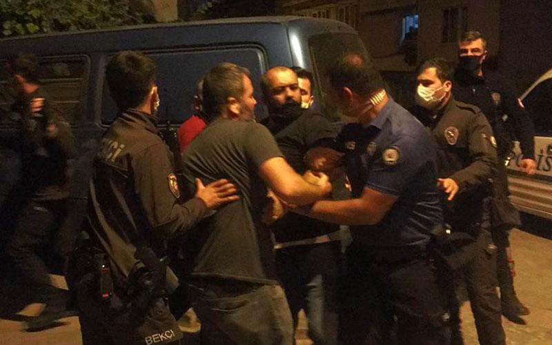 Valilikten gözaltına alınan gazeteciyle ilgili açıklama