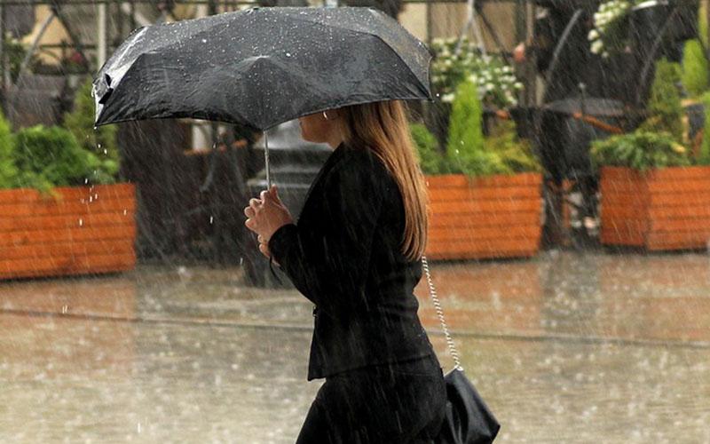 Yağış geliyor, hava sıcaklığında 10 dereceyi bulan düşüş görülecek