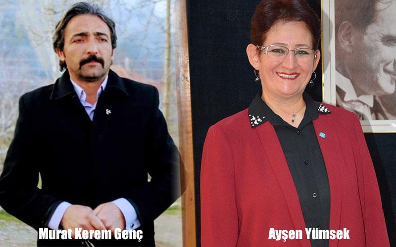İYİ Parti ve MHP'li 2 ilçe başkanı coronavirüse yakalandı