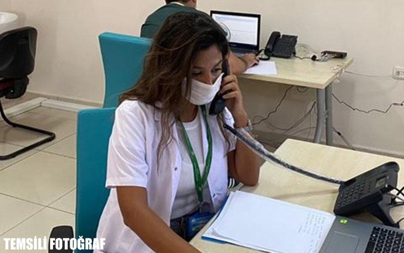 Coronavirüs vakalarında aranacak telefon numarası açıklandı