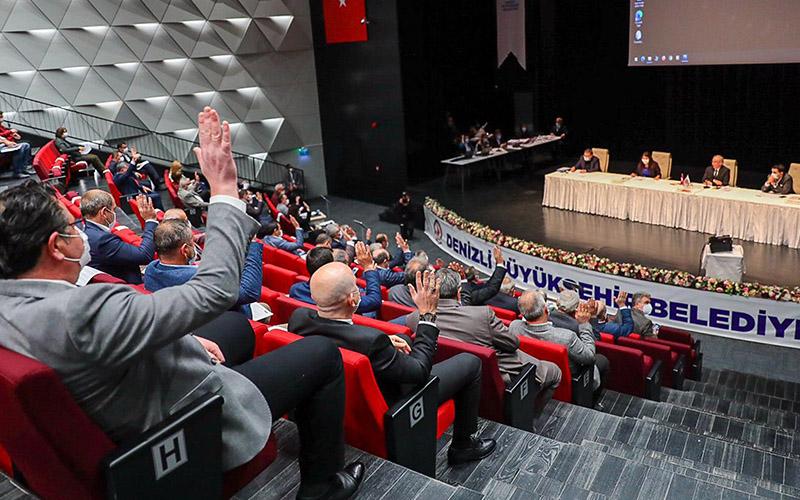 Büyükşehir Belediye Meclisi'nde Deprem ve Doğal Afet Komisyonu kuruldu