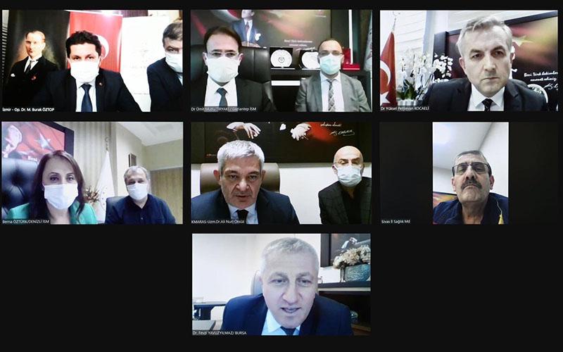 Sağlık Bakanı Fahrettin Koca'dan Denizli açıklaması