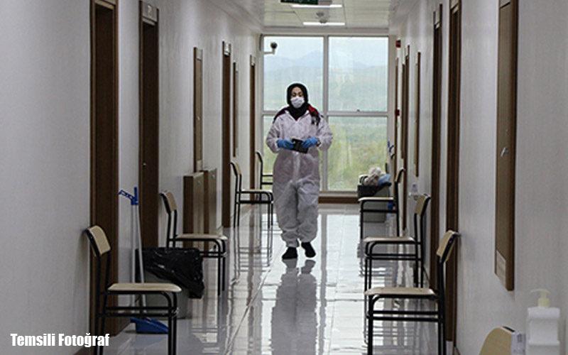 Denizli Huzurevi'nde 18 kişi coronavirüse yakalandı, karantina başlatıldı
