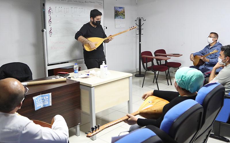 Pamukkale'de ücretsiz kış dönemi kursları