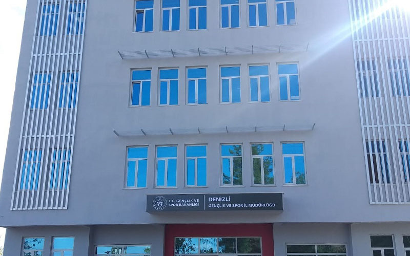 Gençlik ve Spor İl Müdürlüğü, yeni binasına taşındı