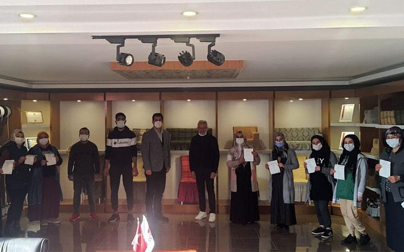 AK Parti İl Başkanı Güngör, esnaf ziyaretleri yaptı