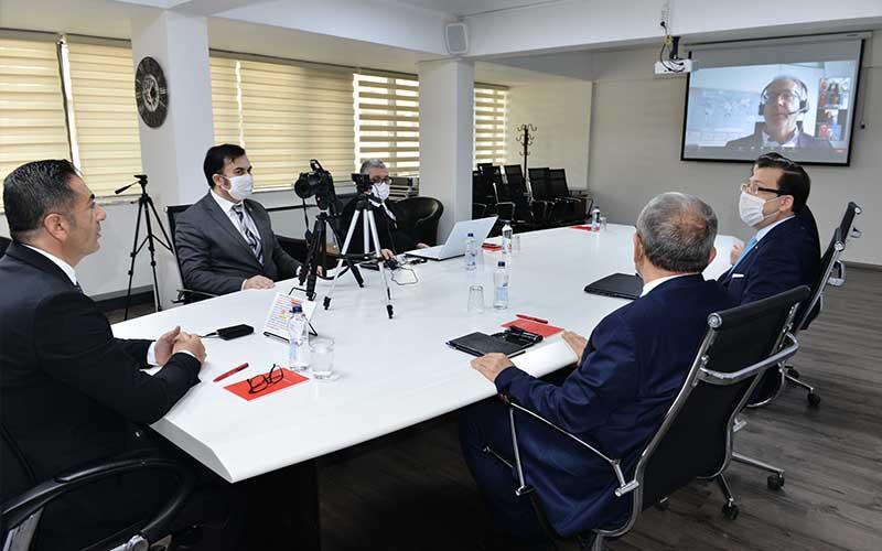 DTO'dan online uluslararası seminer
