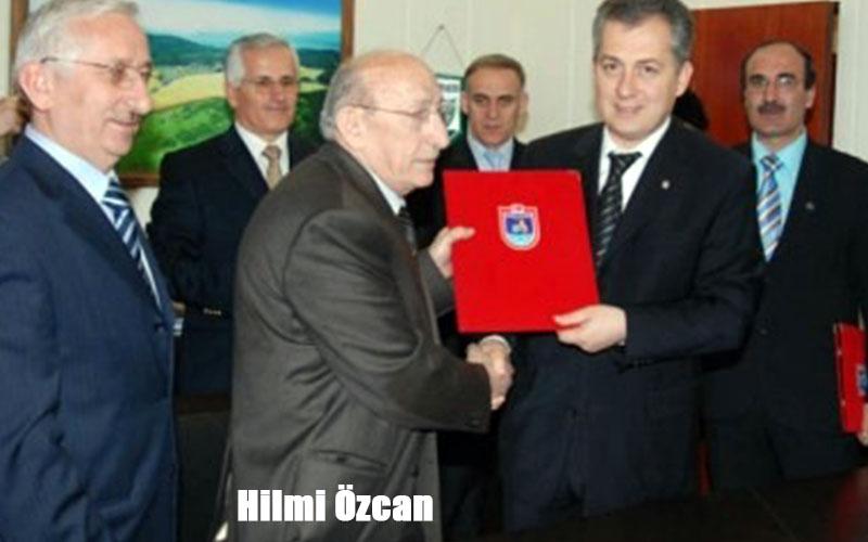 Ar-Döküm Yönetim Kurulu Başkanı Hilmi Özcan vefat etti