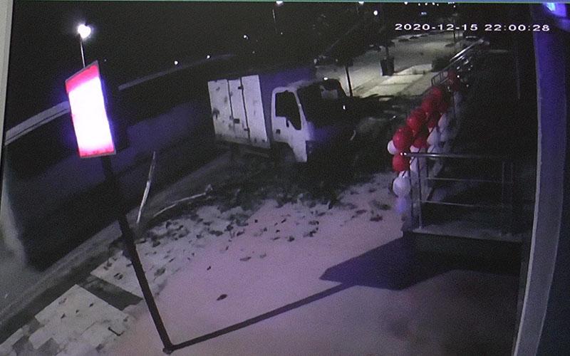 Freni boşalan otobüs 5 araca çarptı