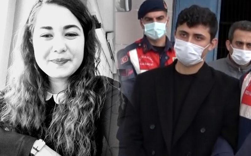 Gamze'nin katili: Elini tutmak isterken bıçak göğsüne saplandı