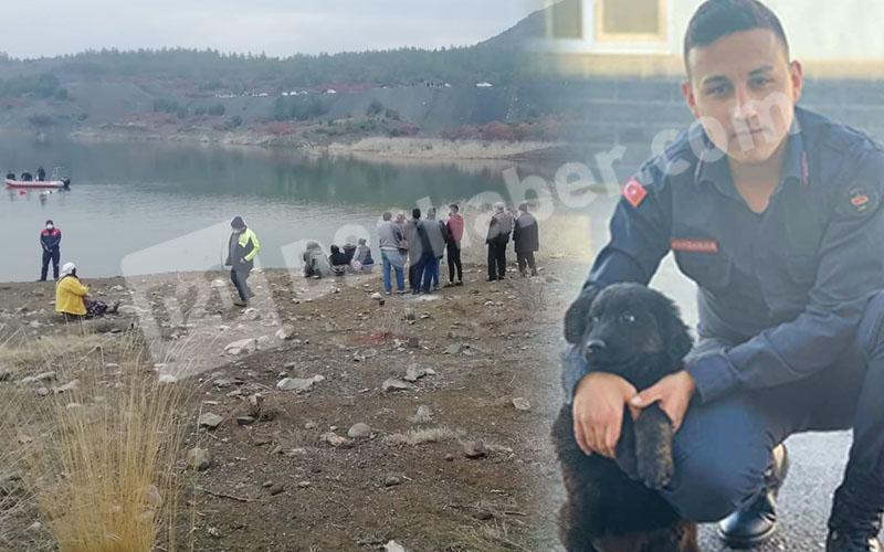 Gölette kaybolan 2 kişiden birisinin cesedi bulundu