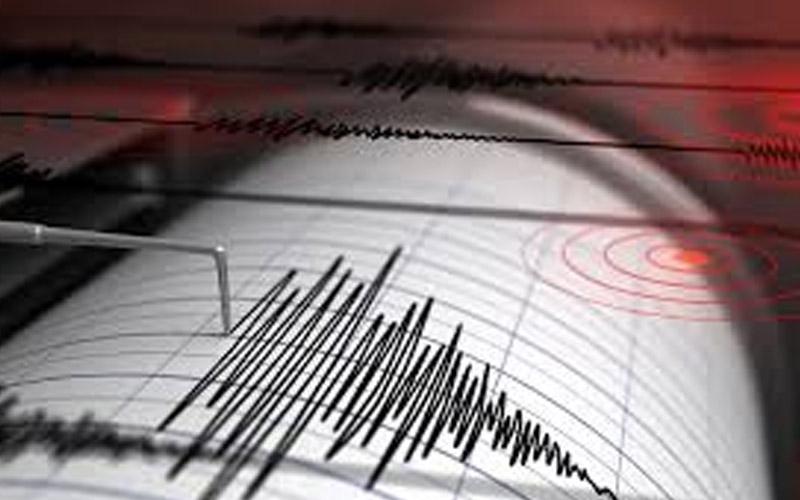 Denizli'de bir gecede 20 deprem