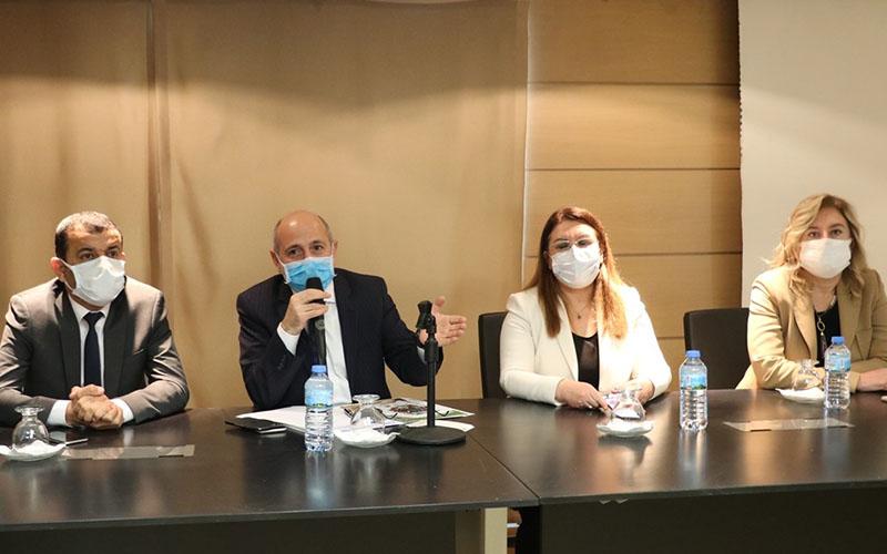 CHP Jeotermal Enerji Araştırma Komisyonu üyeleri, Denizli'de inceleme yaptı