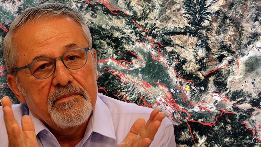 Prof Dr Görür,  deprem sağanağının ardından kentsel dönüşüme dikkat çekti