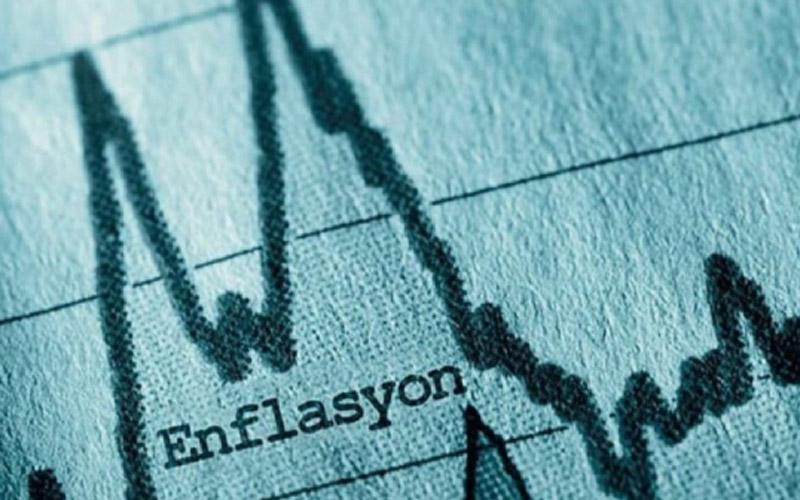 Denizli'nin 2020 yılı enflasyonu yüzde 14.53