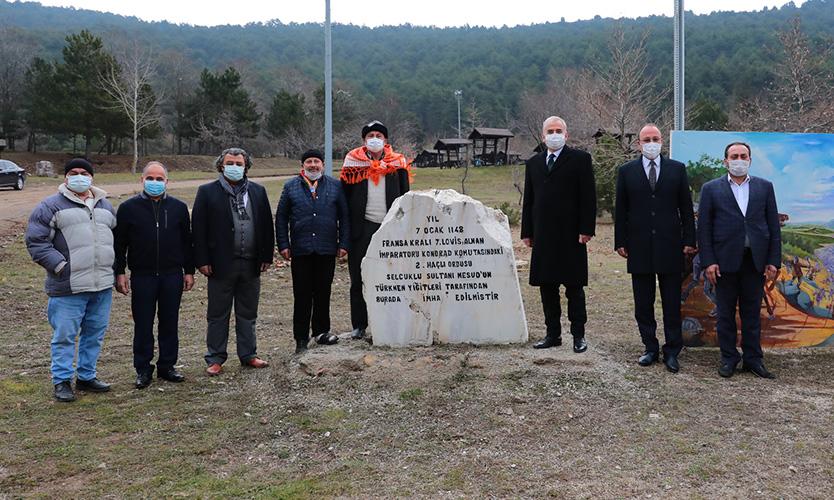 Büyükşehir Belediyesi, Kazıkbeli Savaşı için anma programı düzenledi