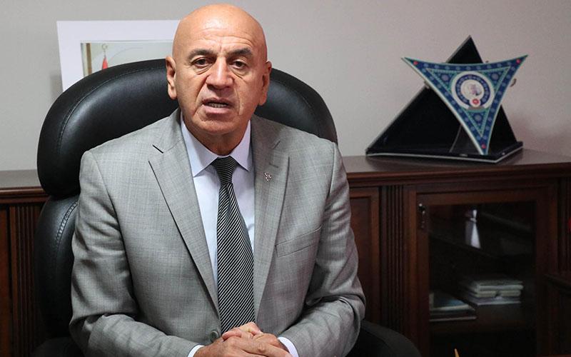 MHP Denizli İl Başkanı Cafer Birtürk istifa etti