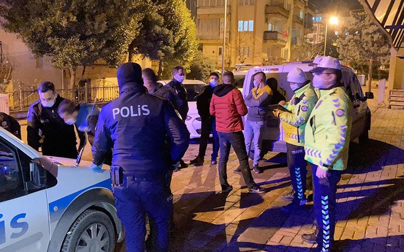 Dur ihtarına uymayıp kaçan sürücüye 22 bin lira ceza