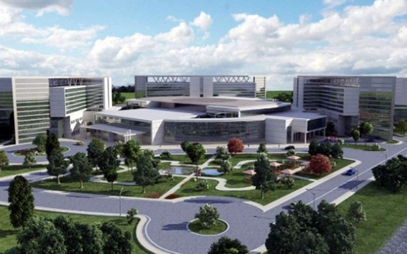 Denizli Şehir Hastanesi'nin ihalesi yapıldı