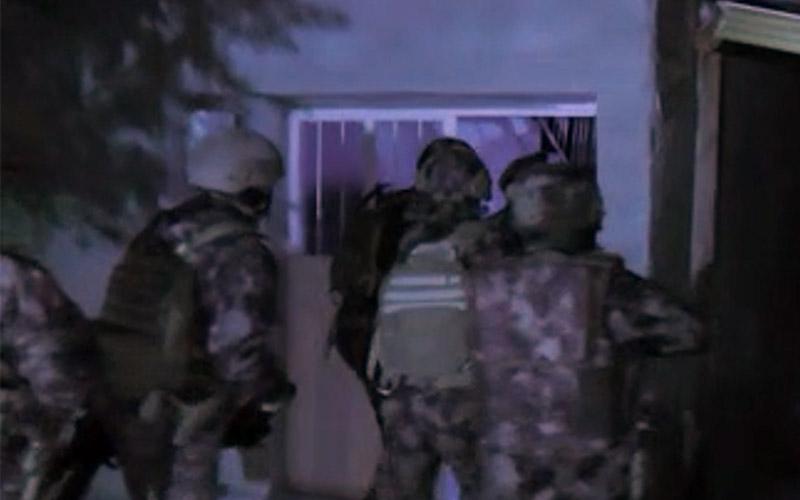 Uyuşturucu tacirlerine eş zamanlı operasyon: 7 kişi yakalandı